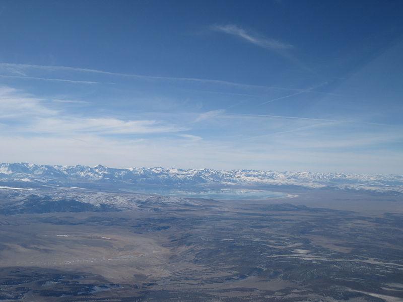 File:Sierra Reflection in Mono Lake.JPG