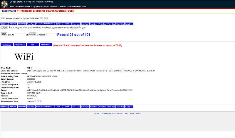 File:Hmedina Trademark Listed as Dead for WiFi.jpg
