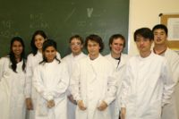 Group Picture in the lab