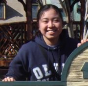 Victoria Hsiao (in NC for Habitat for Humanity's Collegiate Challenge 08)