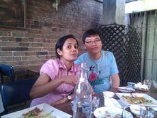 Nilupa and Mingfeng