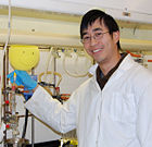 Anthony Lo, PhD student (with Trevor Hambley)