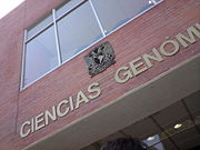UNAM-Center for Genomic Sciences, Mexico.