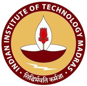 Logo of IIT-M
