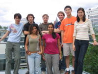 Group Photo:The Imperial College London iGEM team 2006