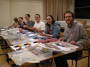 BE + bio grad st LEGO table 2 4-20-11.JPG