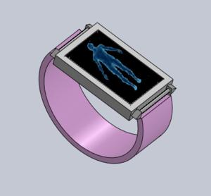 pink watch 2