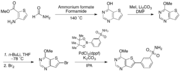 Proposed methyl ester route