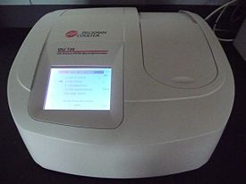 New spectrophotometer