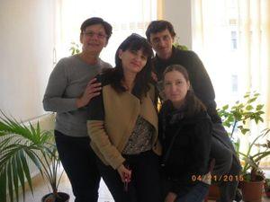 LEDOMG team