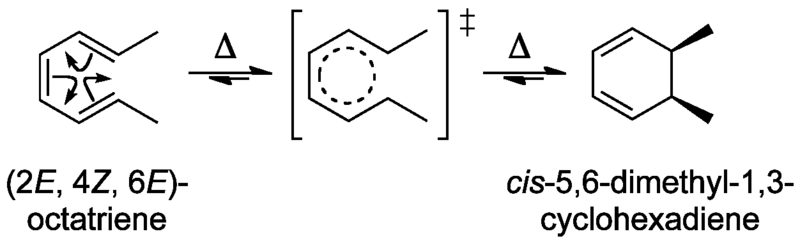 File:Simple Electrocyclic Reaction.png