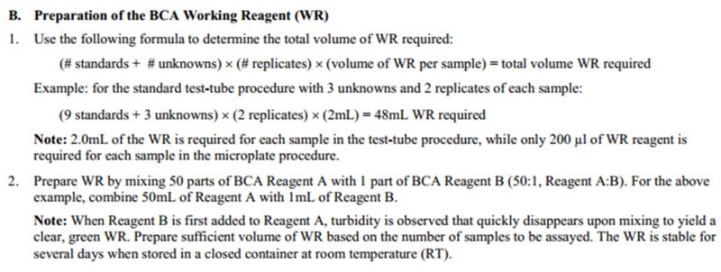 File:Prepare working reagent (WR) standards for Pierce kit.jpg