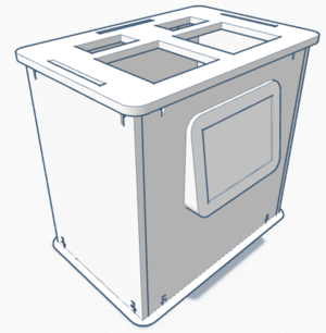 Design of our prototype OpenPCR