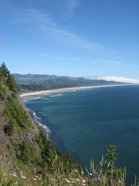 Image:Oregon Coast.JPG