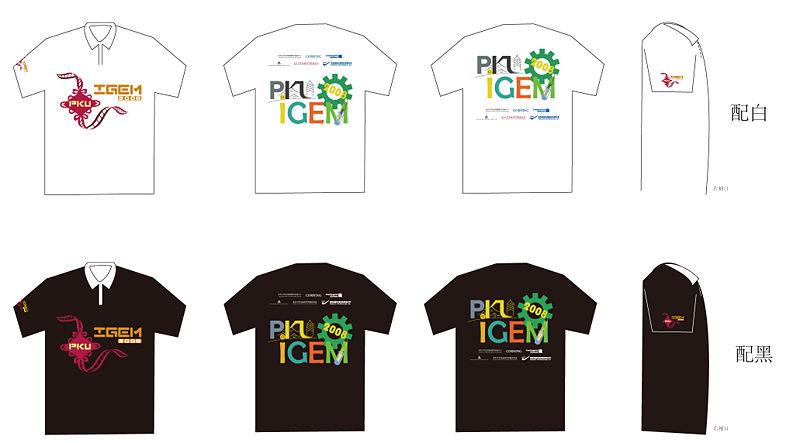 File:PKU iGEM08 Tshirt.JPG
