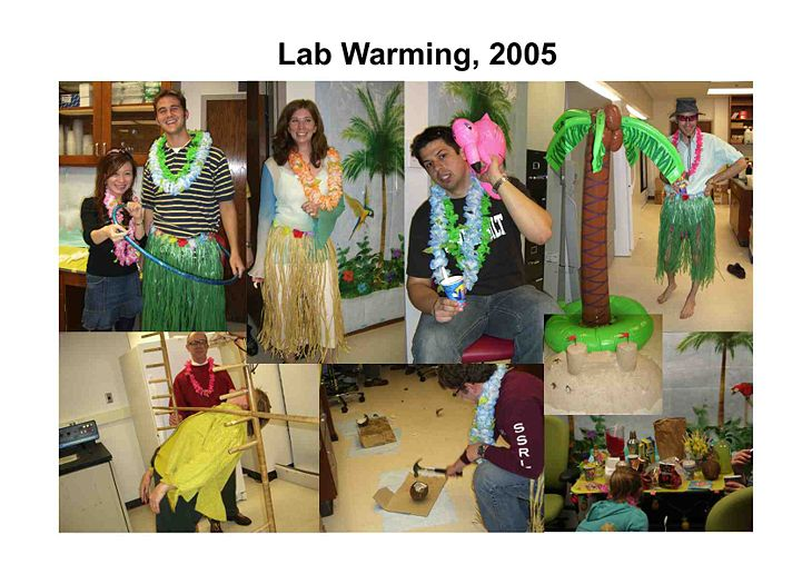 Forster lab warming, 2005.jpg