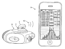 Design for attachable vibrating monitor