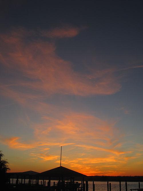 Wilmington NC Springtime Sunset.jpg