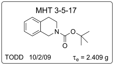 Example Label for a Vial