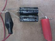 TWO CAPACITORS IN PARALLEL