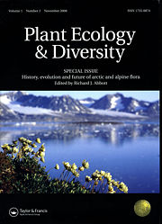 History, evolution and future of arctic and alpine flora. 2008. Edited by Richard Abbott