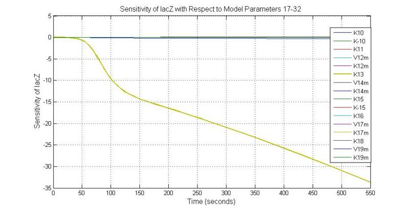 File:Sensitivity of lacZ with Respect to Model Parameters 17-32.jpg