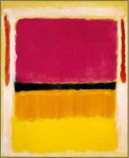 Mark Rothko's panels of color