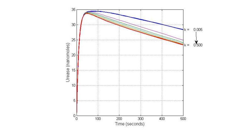 File:Varying the Value of Parameter K3 effect on Urease.jpg