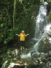 In the wilds of Sumatera!