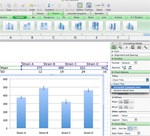 Adding Axis Titles Excel 2008 Column Graph S11.png