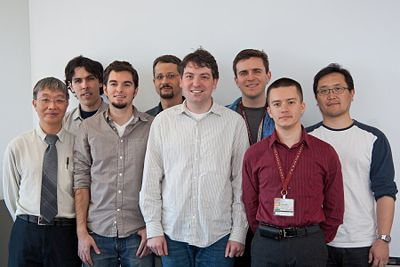 Lab photo - 2011