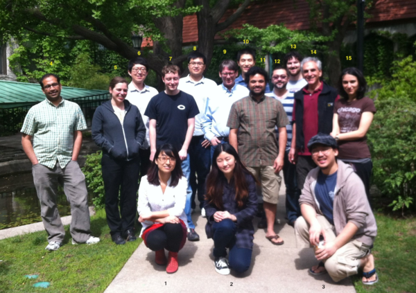 Kreinitz lab 2012 spring