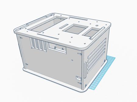 New Tinker CAD Design
