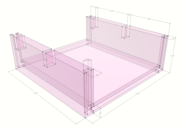 2009.05.25 open gelbox 20 gel tray dimensions.png