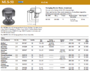 MLS-50 product sheet