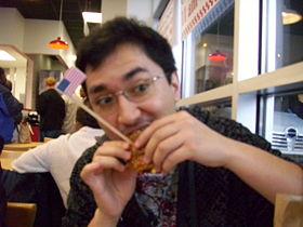 Jairo is an American.JPG