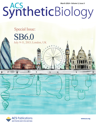 ACS Syn Bio SB6.0 issue