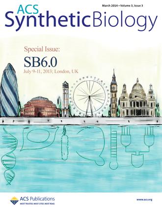 ACS Syn Bio SB6.0 issue