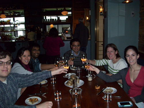 Payne Lab Christines Promotion March2013.JPG