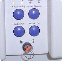 System off on Siemens control box