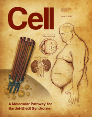 June 15, 2007 cover of Cell
