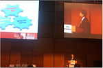 Dr. Yao was giving a Marian Smoluchowski Award speech at EAC held in Prague on Sept 4, 2013