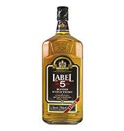 Whisky Label 5 1 L