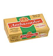 Manteiga Ambassador 200g Tablete C/sal
