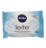 Sabonete Nivea Hidratante Leite 90g