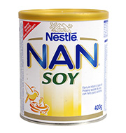 Leite em Pó Nestlé Nan Soy 400g Lata
