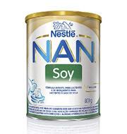 Leite em Pó Nestlé Nan Soy 800g Lata