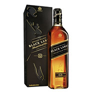 Whisky Johnnie Walker Black Label 12 Anos 1l