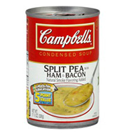 Sopa Campbells  Ervilha/presunto/bacon 326g L