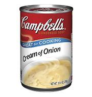 Sopa Campbells Cremosa Cebola 305g Lata